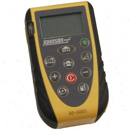 Johnson Level Laser Distance Measure
