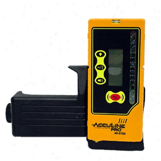 Johnson Level Partial Green Laser Detector