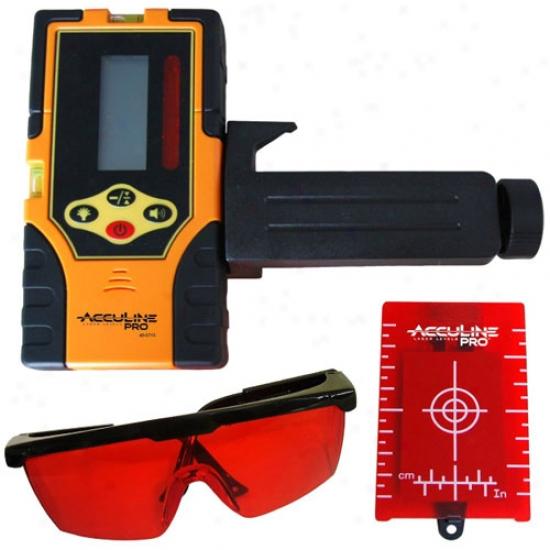 Johnson Level Red Beam Detector Kit
