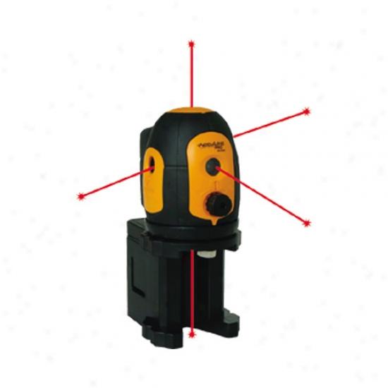 Johnson Level Self-leveling 5-beam Dot Laser Level