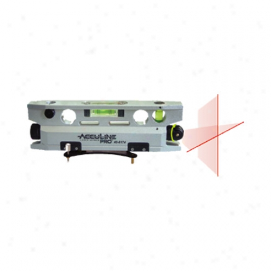 Johnson Level V-groove Torpedo Laser Level