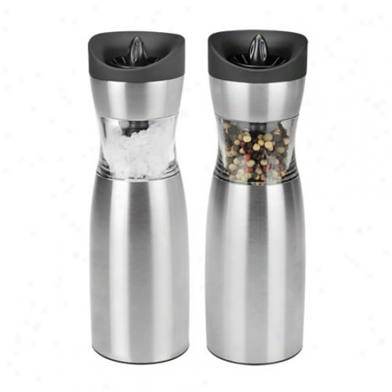 Kalorkk Gravity Pepper & Salt Grinders