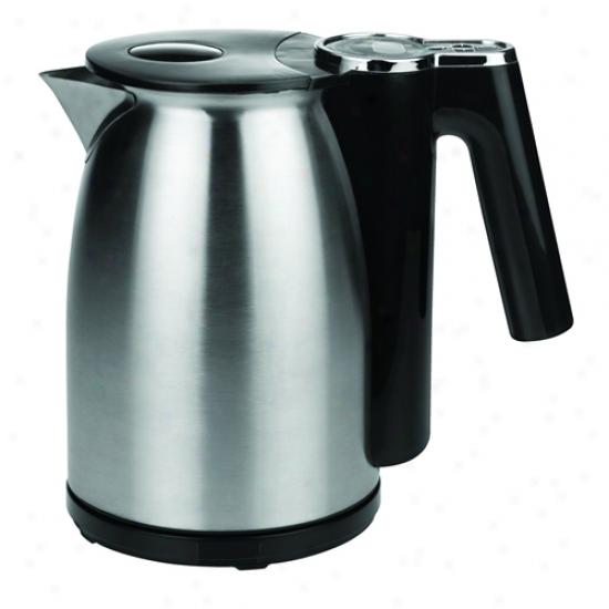 Kalorik Jug Kettle By the side of Digital Temperature