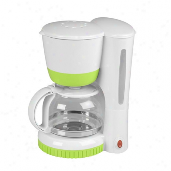 Kalorik Lime 8 Cup Coffee Maker