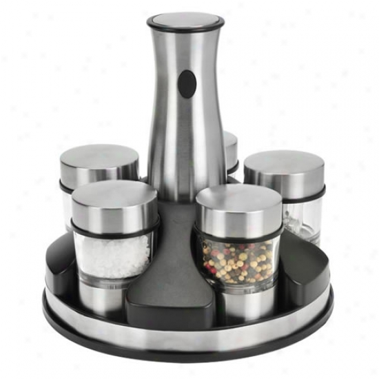 Kaalorik Pepper & Salt Grinder Set