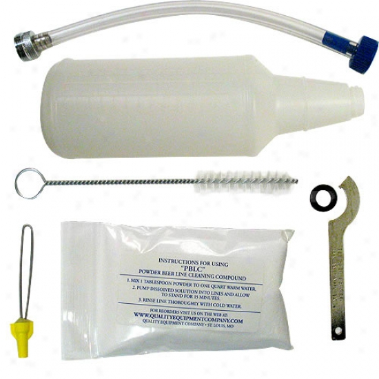 Kegerator Cleaming Kit