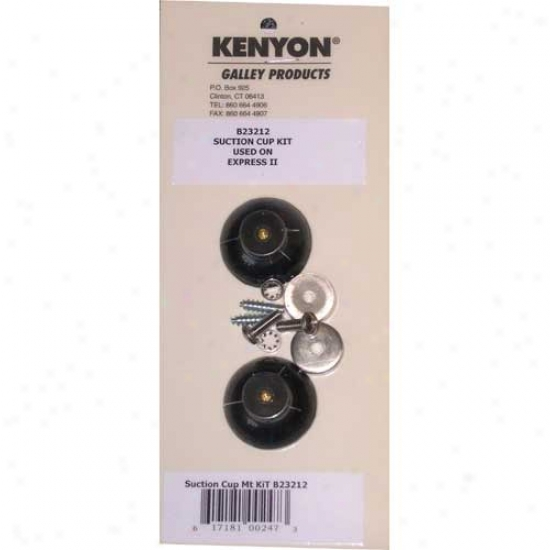 Kenyon Temp Mounting Kit For Express Ii Stove