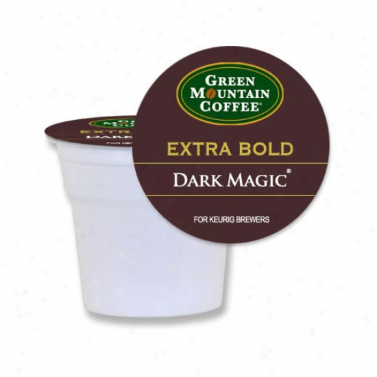 Keurig Green Mountain Dark Magic K-cyps