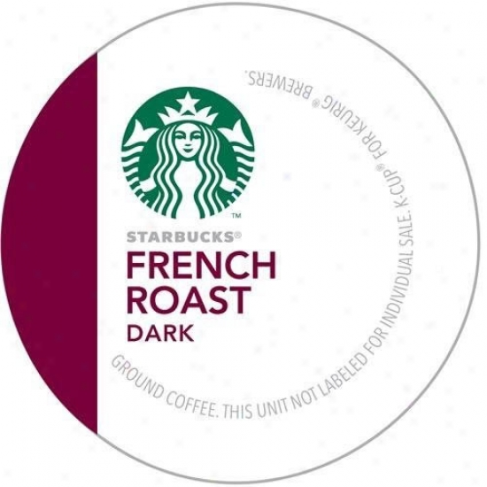 Keurig Starbucks French Roast K-cups