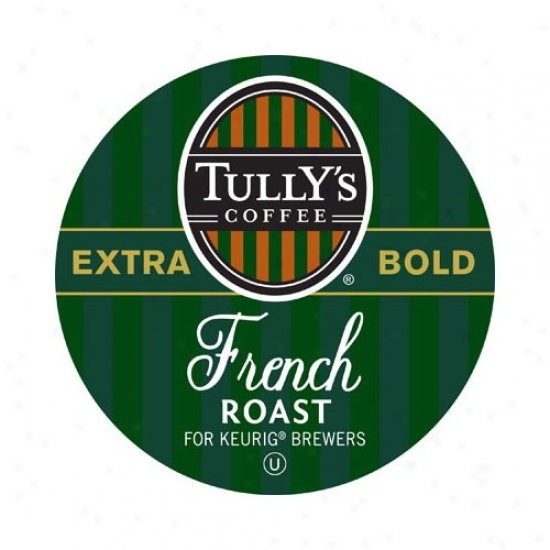 Keutig Tully's French Roast K-cups