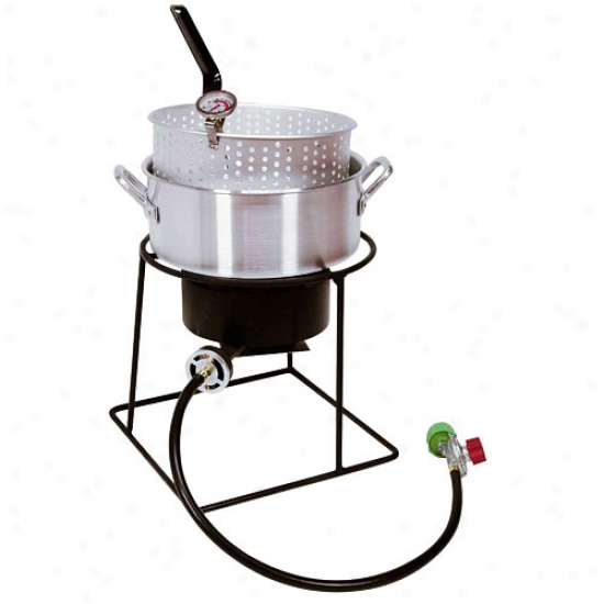 King Kooker 12  Portable Cooker