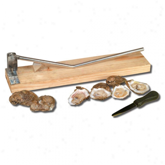 King Kooker Oyster Opener W/ Knife