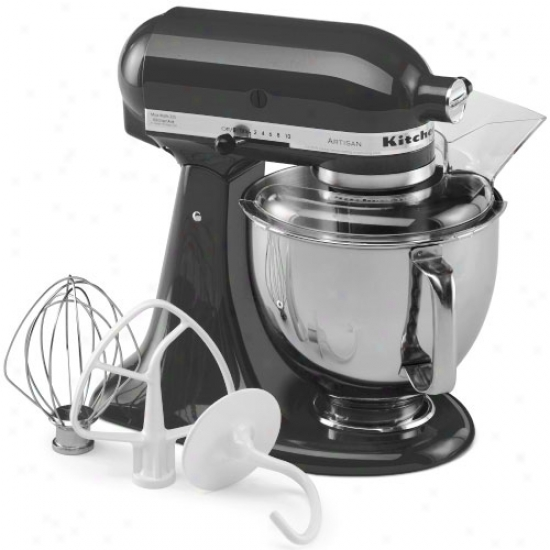 Kitchenaid Artisan Succession Stand Mixer - Caviar
