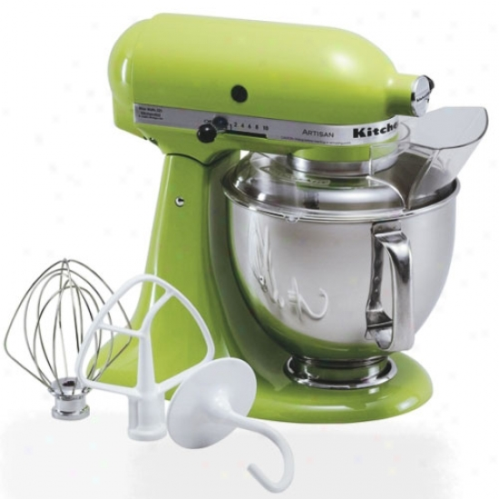 Kitchenaid Artisan Series Stand Mixer - Unripe Apple