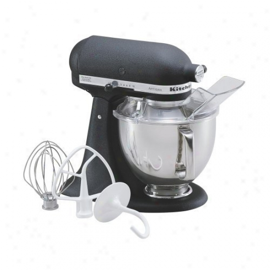 Kitchenaid Artisan Seroes Stand Mixer - Imperial Black