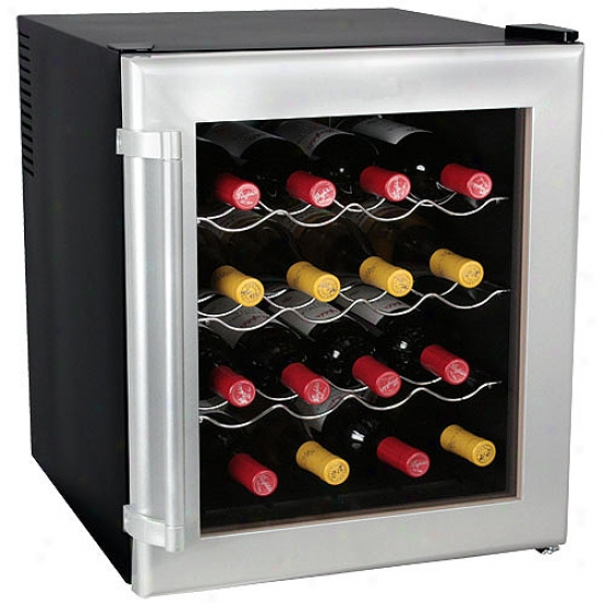 Koldfront 16 Bottle Tjermoelectric Wine Cooler