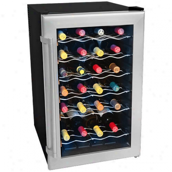Koldfront 28 Bottle Ultra Capacity Thermoelectric Wine Cooler