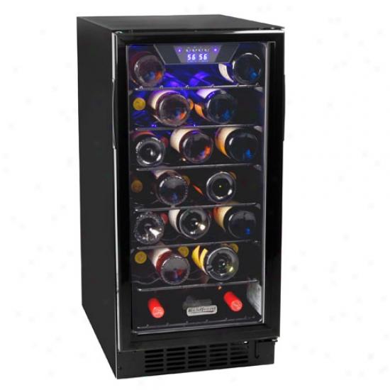 Koldfront 30 Bottle Built-in Snigle Zone Wine Cooler