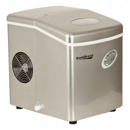 Koldfront Portable Ice Maker The Home Flooring Dot Com