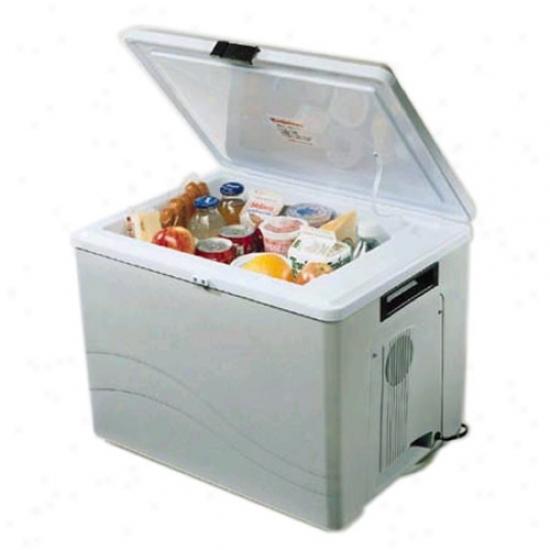 Koolatron 36 Quart 12 Volt Precision Control Medical Cooler W/ Heat & Cool Control
