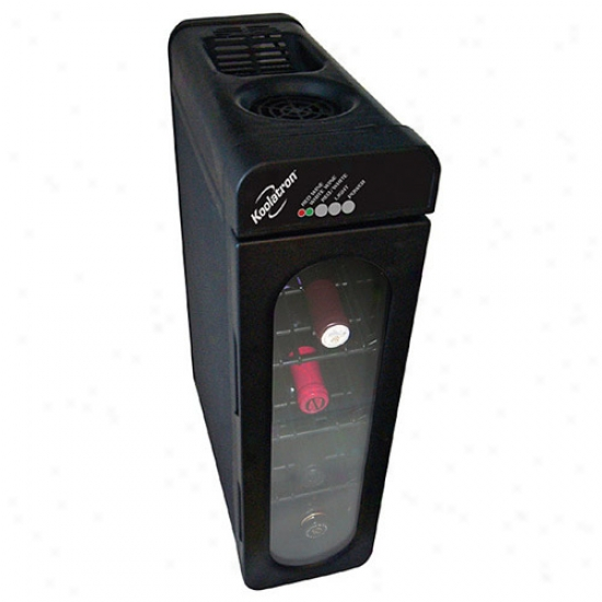 Koolatron 4 Bottle Wine Cooler
