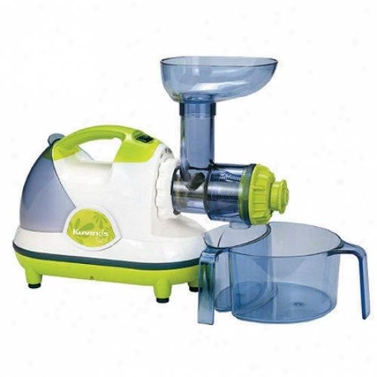 Kuvings Multi Purpose Professional Juicer - Green