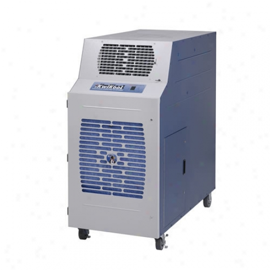 Kwikool 42,000 Btu Water Cooled Commercial Portable Expose Conditioner