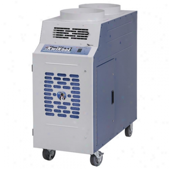 Kwikool Commercial 13,850 Btu Commercial Water Cool Portable Ac