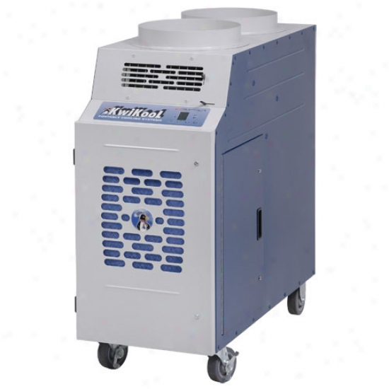 Kwikool Commercial 17,700 Btu Commercial Air Cool Portable Ac