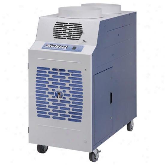 Kwikool Commercial 23,500 Btu Commercial 230 Volt Air Unimpassioned Portable Ac
