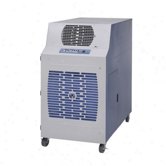 Kwikool Iceberg 60,000 Btu 460 Volt Air Cooled Commercial Portable Air Conditioner