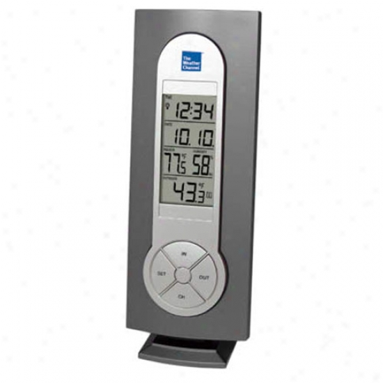 La Crosse Technology Wireless Weather Station With Atomic Clock