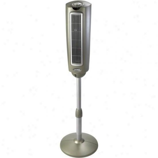 Lasko 52  Oscillating Pedestal Fan W/ Remote Control