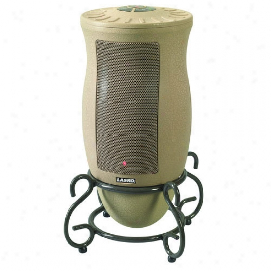 Lasko Designer Series Oscillating Heater With Remote