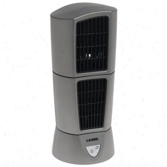 Lasko Platinum Desktop Wind Toweer