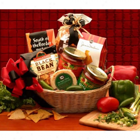 Lets Admixture It Up! Salsa Gift Basket