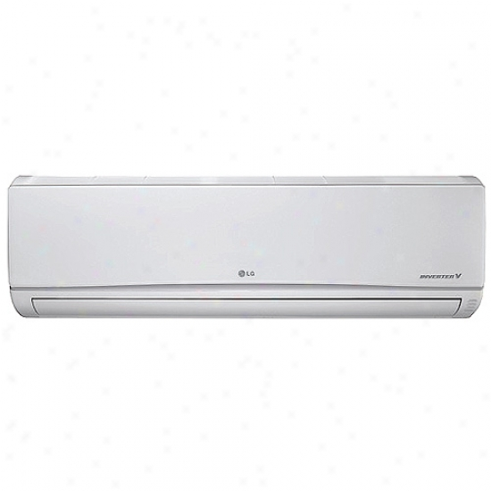 Lg 12000 Btu Energy Star Single Zone High-efficiency Mini-split