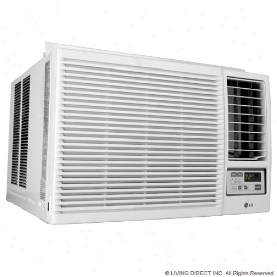 Window air conditioner with heat 100 lg window air for 18000 btu window air conditioner lowes