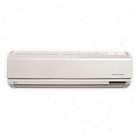 Lg 9000 Btu Single Zone Heat Pump Mini-split System