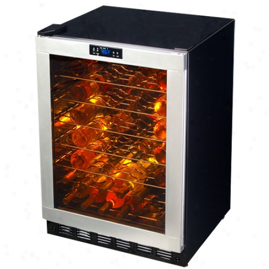 Magic Chef 50 Bottle Digital Wine Cooler