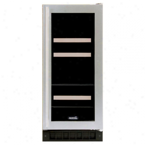 Marvel 15  Width Beverage And Wine Fridge