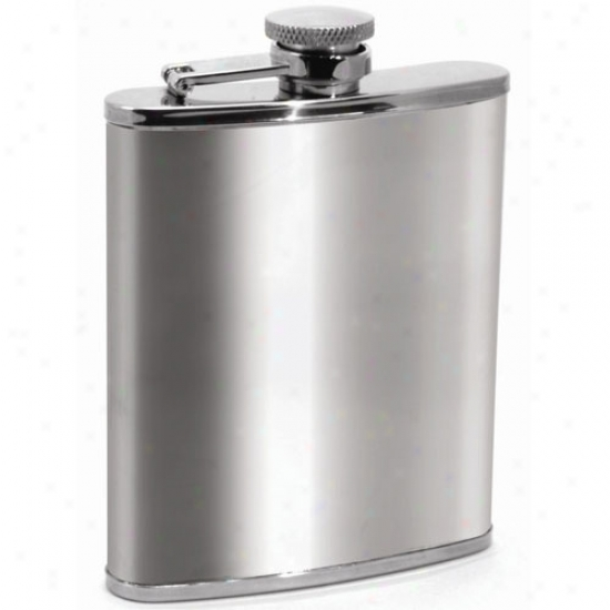 Metrokane Houdini Flask - Stainless Hardness