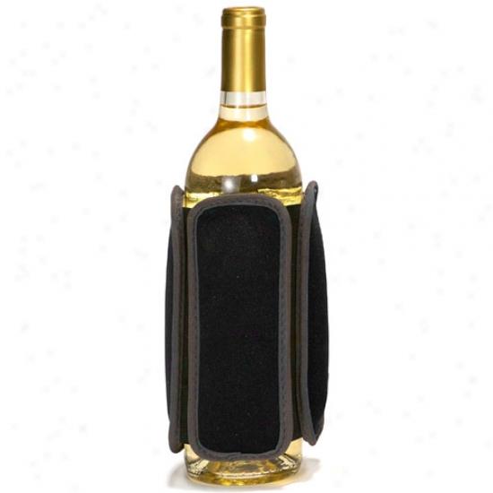 Metrokane Houdini Wine And Beverage Chiller - Dark
