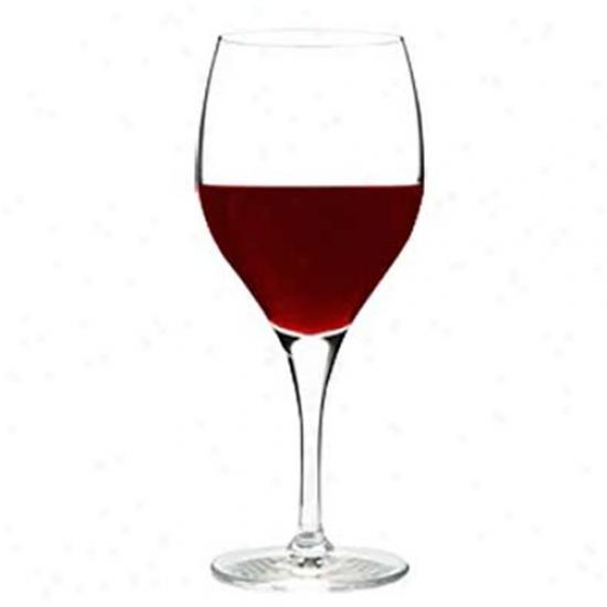 Metrokane Rabbit Utmost Red Wine Glawses (Stud Of 4)