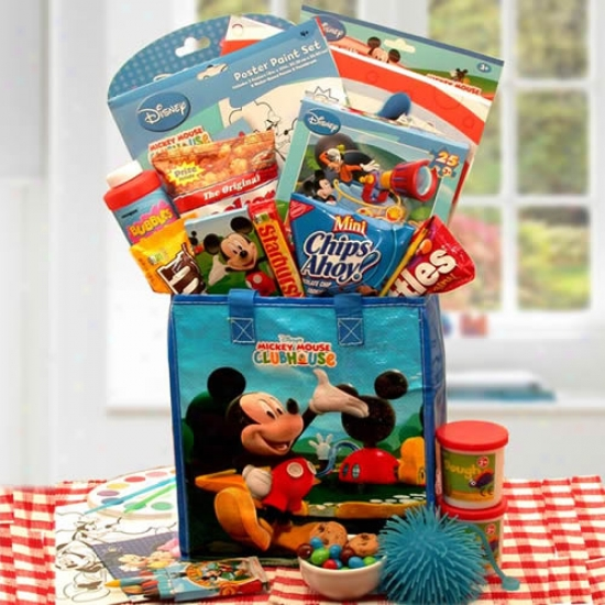 Mickey's Fun House Gift Bag
