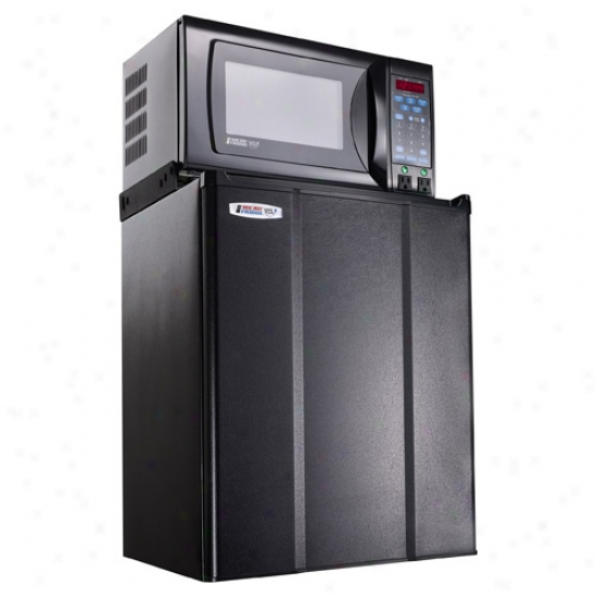Microfridge 2.4 Cu Ft Fridge/microwave Combo