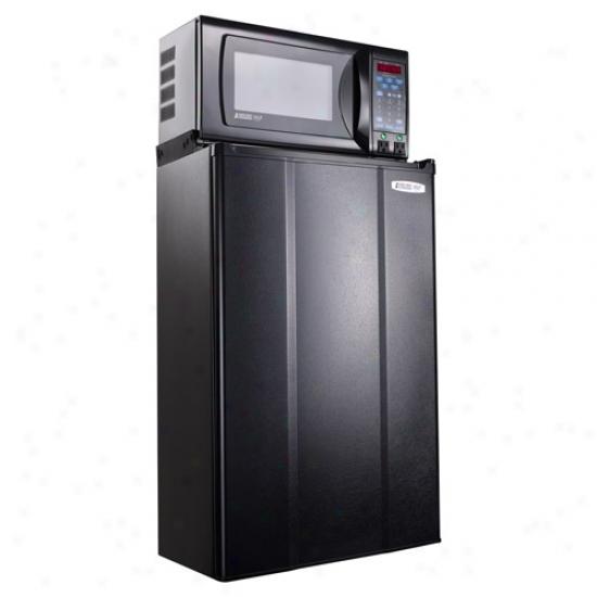 Microfridge 3.6 Cu Ft Energy Star Compact Refrigerator/microwave Combo