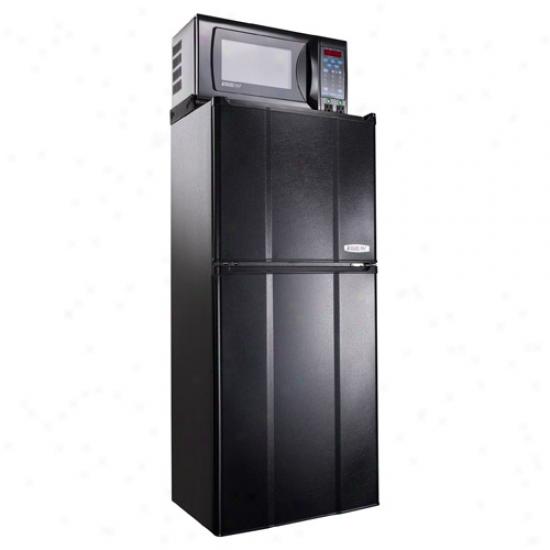 Microfridge 4.8 Cu Ft Two Door Fridge/microwave Combo