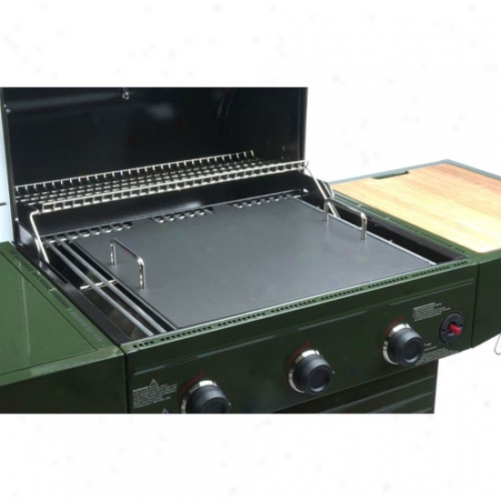 Minden Heavy-duty Coated Griddle For Grills
