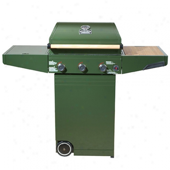 Minden Acquire Propane Grill With Natural Gas Option
